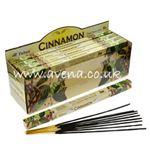 Cinnamon Tulasi Exotic Incense Sticks