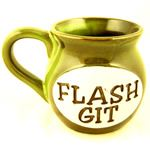 Flash Git Gift Mug