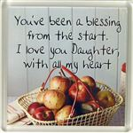Fridge Magnet 012 Youve Been A Blessing