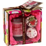 Geranium & Red Poppy Gift Box