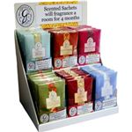 Greenleaf Scented Sachets Large