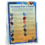 Healing Power Of Crystals Information Cards