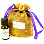 Lavender Bath Tea Bag With Essential Oil Top Up