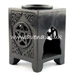 Pentagon Soapstone Oil Burner