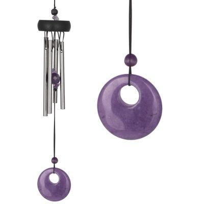 Amethyst Wind Precious Stone Chime from Woodstock