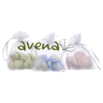 Fragranced Mini Stones In Organza Bag