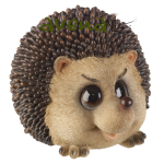 Cute Hedgehog Garden Ornament