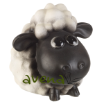 Cute Sheep Garden Ornament