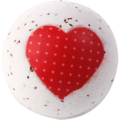 Love Heart Bath Blaster