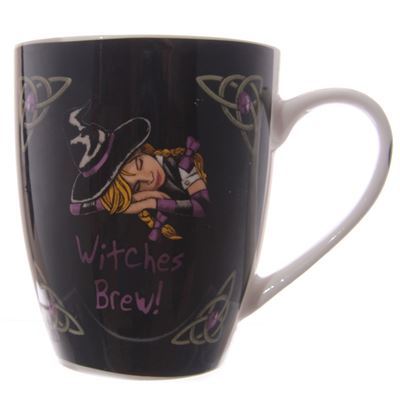 Bone China Mug Witches Brew