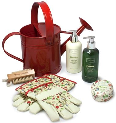 Florence Gift Set in Watering Can