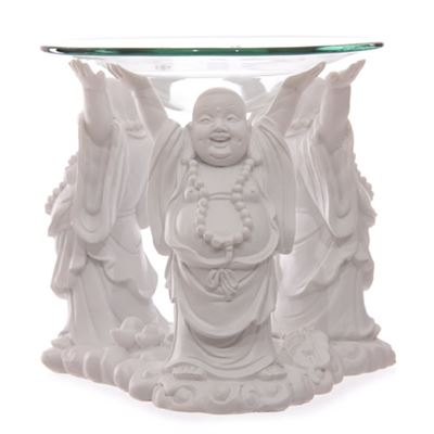 Laughing Buddha Oil Burner Large