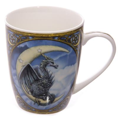 Dragon Bone China Mug