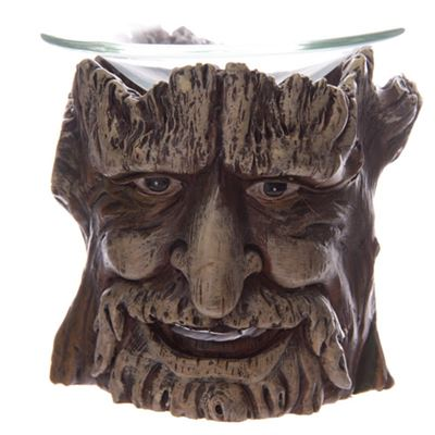 Tree Man Oil Burner