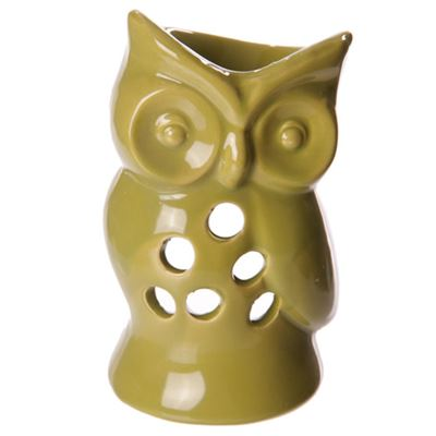 Green Owl Oil Burner