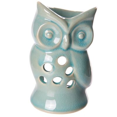 Blue Owl Oil Burner