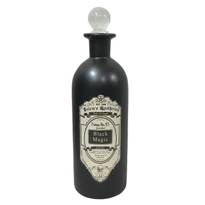 Black Magic Potion Bottle