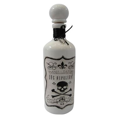 Bug Repellent Decorative Bottle