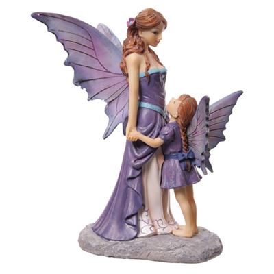 Amethyst Guardian Fairy