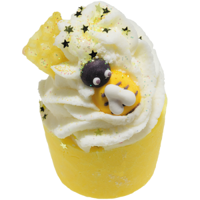 Honey Bee Bath Mallow
