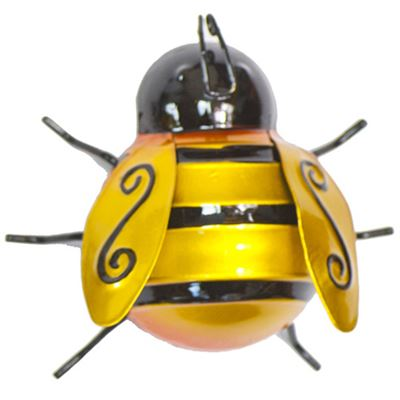 Bumble Bee Metal Hanger