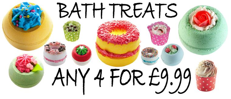 Bath Treats