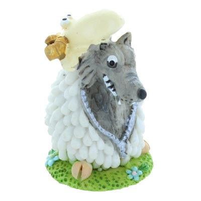 Wolf in Sheep's Clothing Mini Sheep
