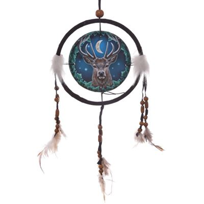 Emperor Stag Dream Catcher Small