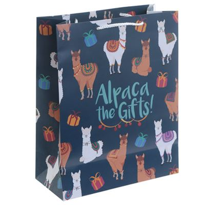 Alpaca the Gifts Gift Bag Large