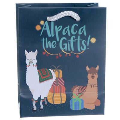 Alpaca the Gifts Gift Bag Small