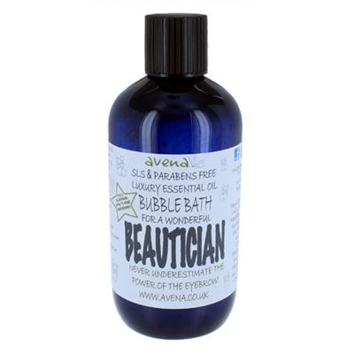 Beautician's Gift Bubble Bath with Pure Essential Oils