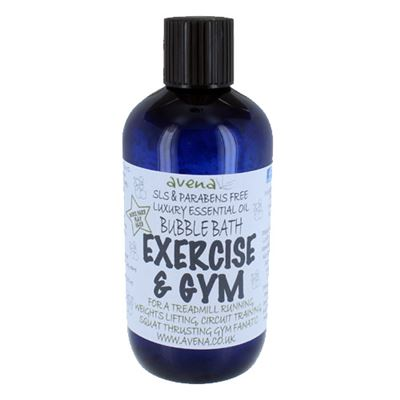Exercise & Gym Gift Bubble Bath Deep Foam Cleaning