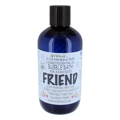 Friend's Gift Bubble Bath with Pure Essential Oils