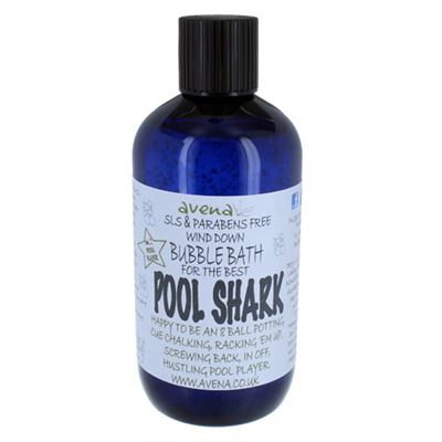 Pool Shark's Gift Bubble Bath SLS & Paraben Free