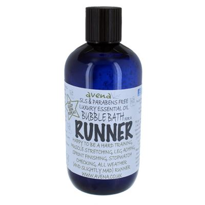 Runner's Gift Bubble Bath Deep Foam Cleaning