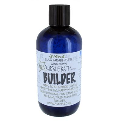 Builder's Gift Bubble Bath Deep Foam Cleaning