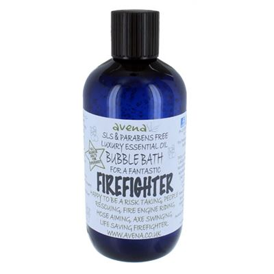 Firefighter's Gift Bubble Bath Deep Foam Cleaning
