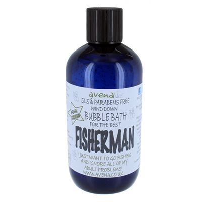 Fisherman's Gift Bubble Bath SLS & Paraben Free