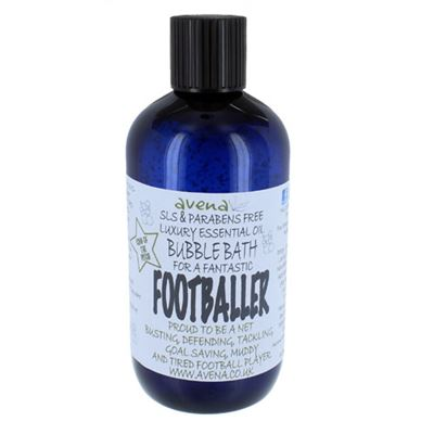 Footballer's Gift Bubble Bath Deep Foam Cleaning