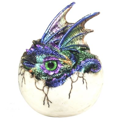 Kazon Dragon in Egg