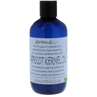 Apricot Kernel Oil (Prunus armeniaca) 250ml