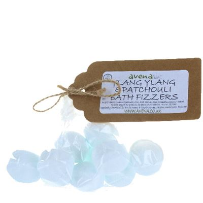 Ylang Ylang & Patchouli Bath Fizzers Gift Bag of 10