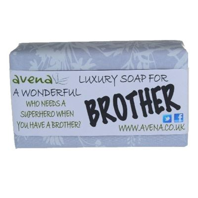 Gift Soap for Brother 200g Quality Soap Bar