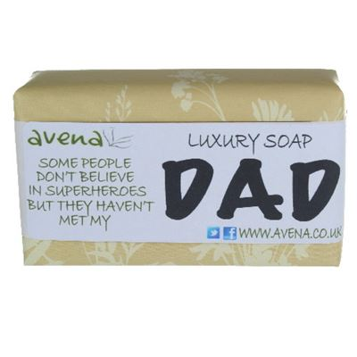 Gift Soap for Dad 200g Quality Soap Bar