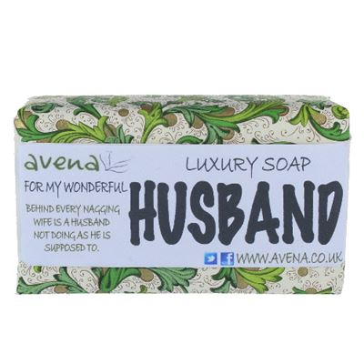 Gift Soap for Husband 200g Quality Soap Bar