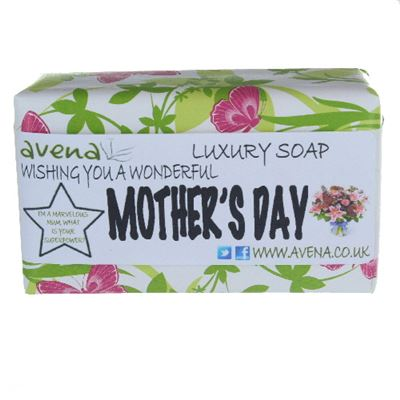 Gift Soap for Mother's Day 200g Quality Soap Bar
