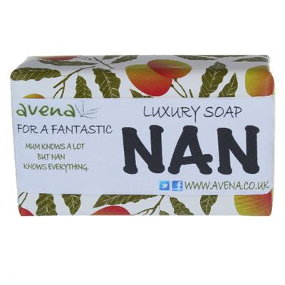 Gift Soap for Nan 200g Quality Soap Bar