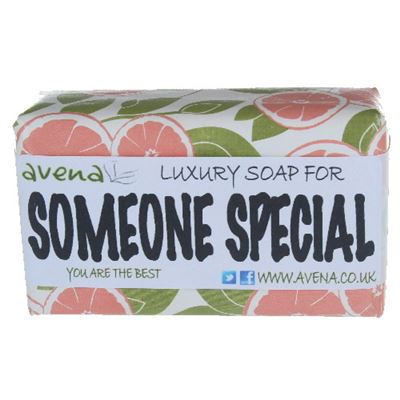 Gift Soap for Someone Special 200g Quality Soap Bar