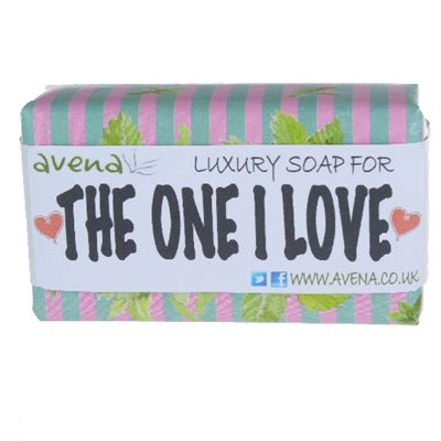 Gift Soap for The One I Love Special 200g Quality Soap Bar