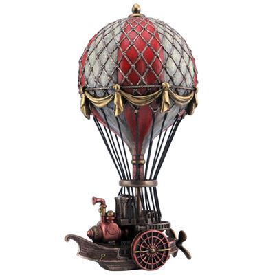 Balloonist Steam Punk